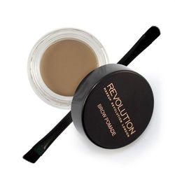Makeup Revolution, Brow Pomade. Pomada do brwi, Blonde - Makeup Revolution