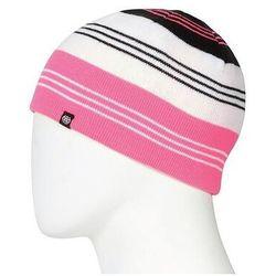 czapka zimowa 686 - Girls Glow Reversible Beanie Hibiscus (HBSC) rozmiar: OS