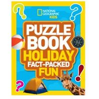 E-booki, Puzzle Book Holiday National Geographic