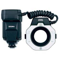 Sigma lampa blyskowa Macro EM-140 DG EO-ETTL Canon