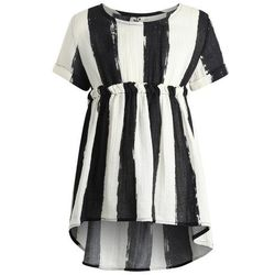 Noé & Zoë BABY DOLL Tunika black