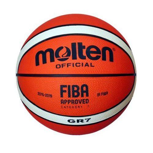 Koszykówka, Piłka koszykowa MOLTEN GR7 Eurobasket (rozmiar 7)