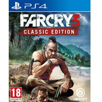 Gry na PS4, Far Cry 3 (PS4)