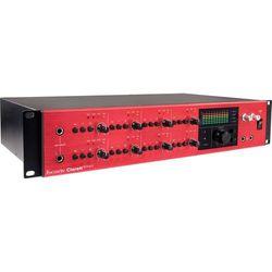 Focusrite Clarett 8 Pre X Interface Audio Thunderbolt Płacąc przelewem przesyłka gratis!