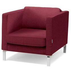 Fotel wypoczynkowy NEO, tkanina, bordowy