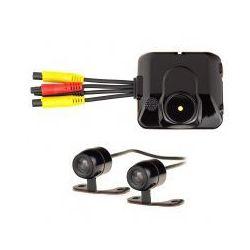 2 kanałowa minikamera C6 z nagrywarką do auta i motoru