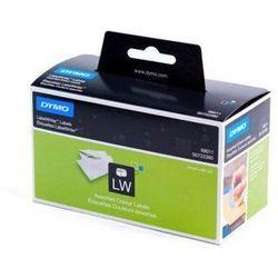 Etykiety Dymo 89 mm x 28 mm S0722380 - 99011 mix kol.