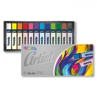 Kredki, Pastele suche Colorino Artist 12 kolorów