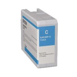 Tusz Cardridge do Epson ColorWorks C6500/C6000 Cyan