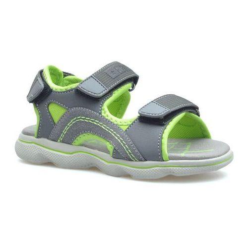 Sandałki dziecięce, Sandały dziecięce Big Star FF374218 Szare
