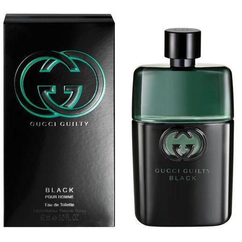Wody toaletowe męskie, Gucci Guilty Black Men 90ml EdT