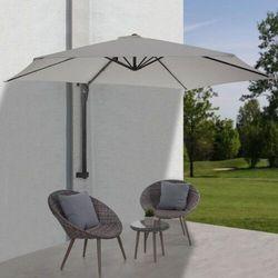 Parasol balkonowy ogrodowy ścienny