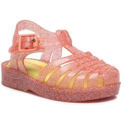 Sandały MELISSA - Mini Melissa Possession Bb 32410 Glitter Pink/Yellow 53782
