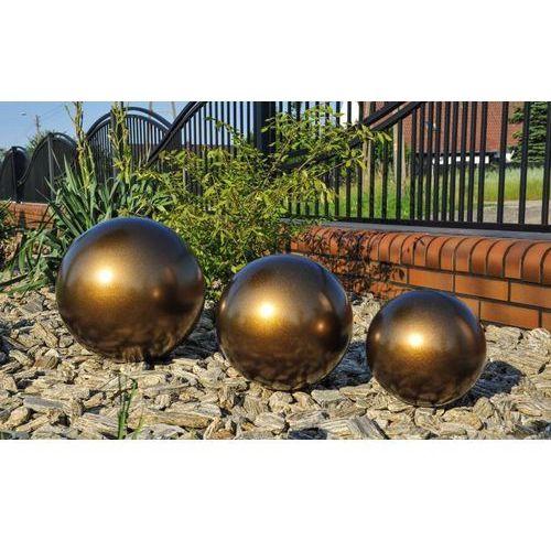 Lampy ogrodowe, Kula Dekoracyjna do Ogrodu Wybór Kolorów 22 cm
