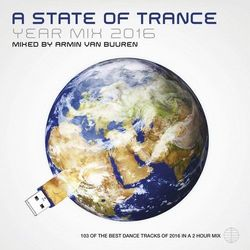 A State of Trance Year Mix 2016 (CD) - Armin Van Buuren