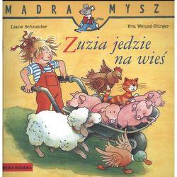 Zuzia jedzie na wieś (opr. miękka)