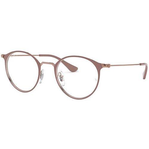Okulary korekcyjne, Okulary Ray-Ban RB 6378 2973