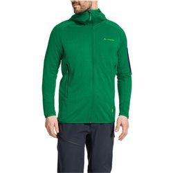 VAUDE Back Bowl II Bluza polarowa Mężczyźni, trefoil green XXL 2020 Bluzy polarowe
