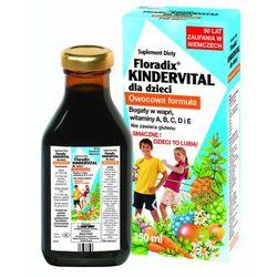 Floradix kindervital tonik dla dzieci 250 ml