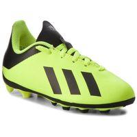 Piłka nożna, Buty adidas - X 18.4 Fxg J DB2420 Syello/Cblack/Syello