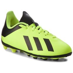 Buty adidas - X 18.4 Fxg J DB2420 Syello/Cblack/Syello