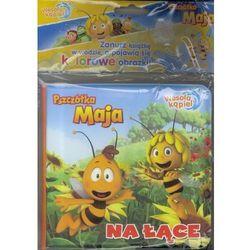 Pszczółka Maja Wesoła kąpiel - Na łące Praca zbiorowa (opr. broszurowa)