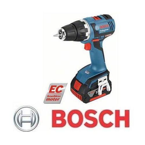 Wiertarko-wkrętarki, Bosch GSR 18 V-EC