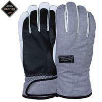 Odzież do sportów zimowych, rękawice POW - Ws Crescent GTX Glove Grey (Short) (GY) rozmiar: S
