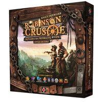 Gry dla dzieci, Robinson Crusoe: Przygoda na przeklętej wyspie (edycja gra roku) - Portal Games