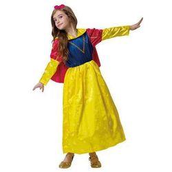 Kostium Królewna dla dziewczynki - XL - 140 cm