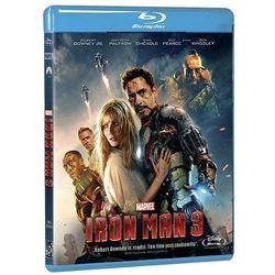 Iron Man 3 (Blu-Ray) - Shane Black DARMOWA DOSTAWA KIOSK RUCHU