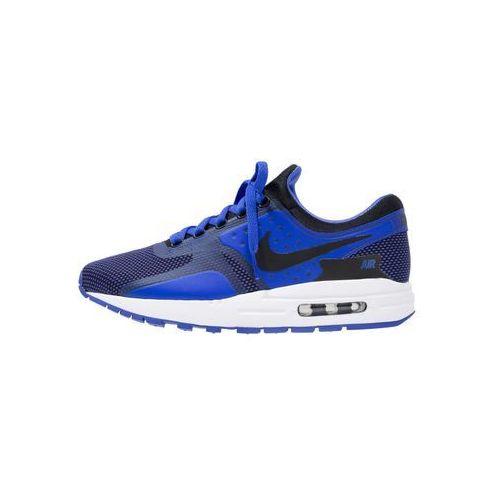 188336cc19a52 Nike Sportswear AIR MAX ESSENTIAL Tenisówki i Trampki black/paramount  blue/binary bluewhite