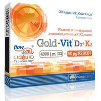 Witaminy i minerały, Olimp Gold-Vit® D3+K2 30 kaps