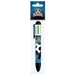 Długopis 6 kolorów Piłka 12 DERFORM