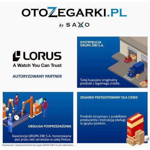 Zegarki męskie, Lorus RT359GX9