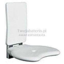 Koło Lehnen Evolution siedzisko prysznicowe z oparciem L32005001