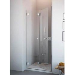 Radaway drzwi wnękowe Carena DWB 90 lewe szkło przejrzyste wys. 195 cm. 34502-01-01NL