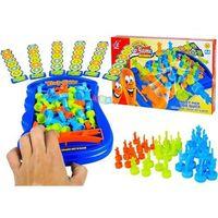 Gry dla dzieci, Uciekające Marchewki - Lean Toys
