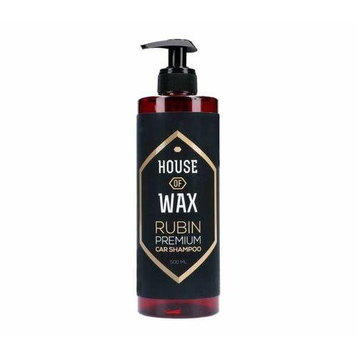 Szampony samochodowe, House of Wax Rubin Car Shampoo 500ml szampon