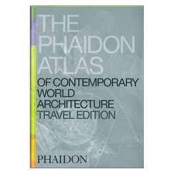 The Phaidon Atlas fo Contemporary Architecture Travel Edition (opr. miękka)
