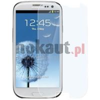 Folie ochronne do smartfonów, Folia CELLULAR LINE SPULTRAGALAXYS3