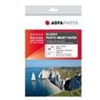 Papiery fotograficzne, AgfaPhoto Everyday Photo Inkjet 180g/A4/20 Arkuszy (AP18020A4) Darmowy odbiór w 21 miastach!