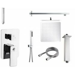 Zestaw Podtynkowy Prysznicowy Liniger NR17