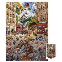 Puzzle, Puzzle Apocalypse, Loupt