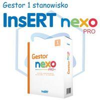 Programy kadrowe i finansowe, InsERT Gestor Nexo PRO 1 stanowisko