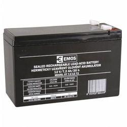 Akumulator ołowiowy AGM 12V 7,2Ah F6,3 B9674