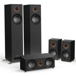 Zestaw głośników JAMO S-805 HCS Czarny + DARMOWY TRANSPORT!