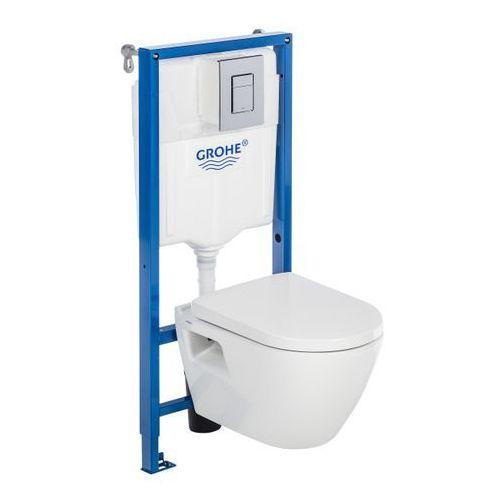 Stelaże i zestawy podtynkowe, Zestaw WC Grohe Serel
