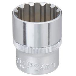 Nasadka spline Yato 1/2 24 x 38 mm