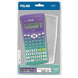 Kalkulator naukowy M240 Sunset fiolet zielon MILAN
